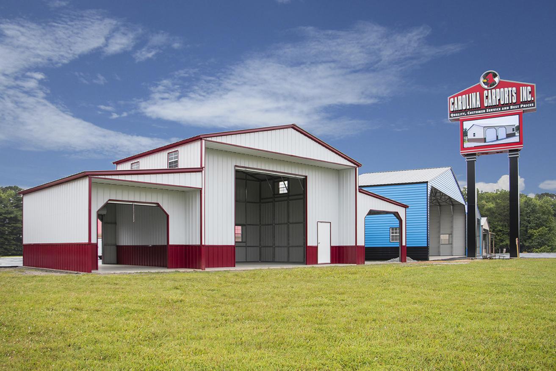 Admirable Carolina Carports Americas Best Selling Metal Carport Company Download Free Architecture Designs Grimeyleaguecom