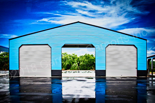 60' Wide Commercial Building-425