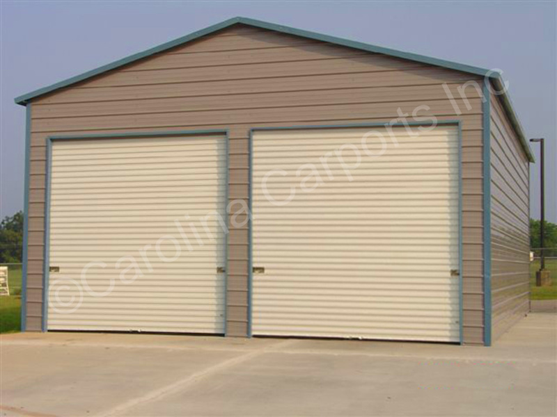 Two Garage Doors-388
