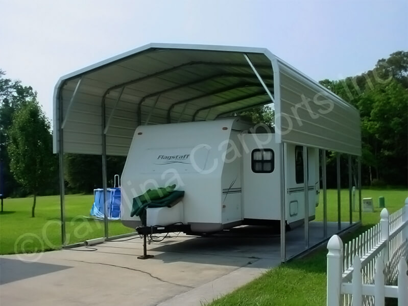 Regular Roof Style Carport with One Panel-268