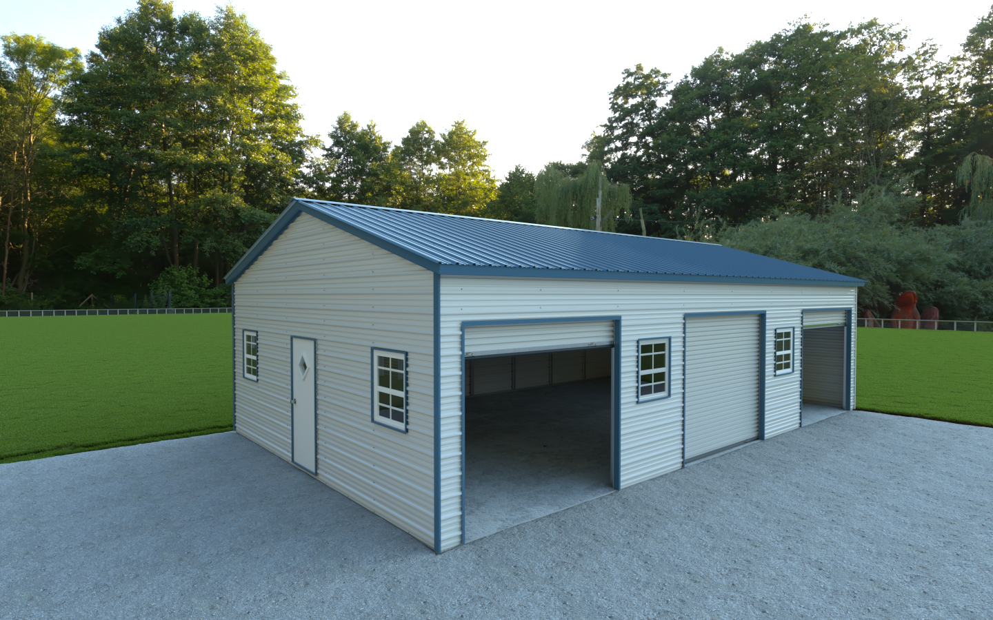 Metal Buildings for Your Home